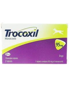 Trocoxil 95mg 2 cps