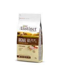 True Instinct Original Mini Adult Poulet 2 kg - La Compagnie des Animaux