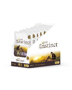 True Instinct High Meat Filet de Dinde chat pochon 70 g - La Compagnie des Animaux