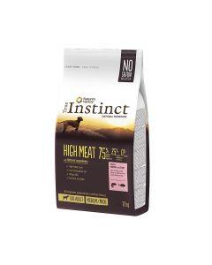 True Instinct High Meat Medium Maxi Adult saumon et thon 12 kg - La Compagnie des Animaux