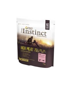 True Instinct High Meat saumon et thon chat 1 kg - La Compagnie des Animaux