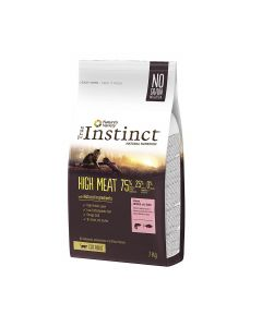 True Instinct High Meat saumon et thon chat 7 kg - La Compagnie des Animaux