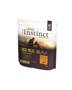 True Instinct High Meat volailles chat 1kg - La Compagnie des Animaux