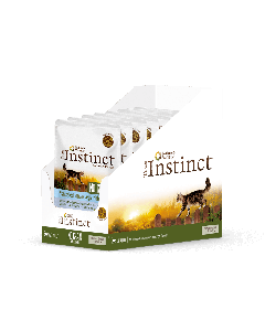 True Instinct No Grain Chat Poissons pochon 70 g - La Compagnie des Animaux