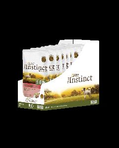 True Instinct No Grain Mini Adult Boeuf pochon 150 g - La Compagnie des Animaux