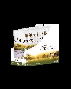 True Instinct No Grain Mini Adult Dinde pochon 150 g - La Compagnie des Animaux