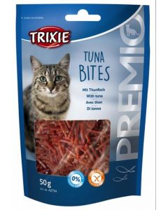 Trixie Premio Thon et poulet pour chat 50 grs