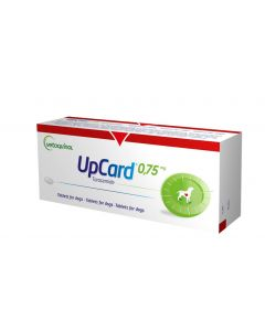 Upcard 0,75 mg 10 cps