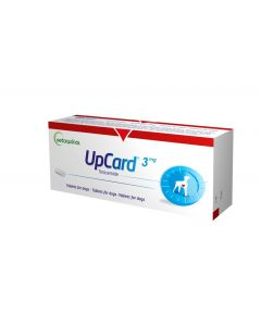 Upcard 3 mg 10 cps