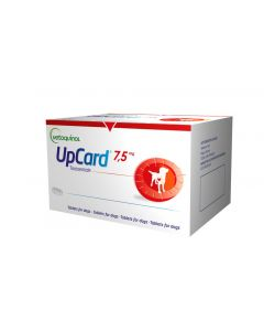 Upcard 7,5 mg 10 cps