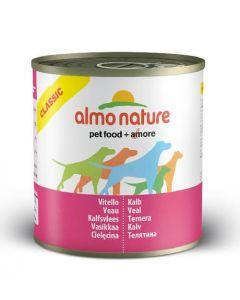Almo Nature Chien Classic Veau 12 x 280 grs