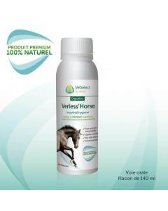 Verless'Horse 140 ml - Dogteur
