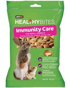 Vetiq Healty Bites Immunity-Care friandises rongeur - La Compagnie des Animaux