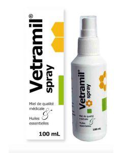 Vetramil spray 100 ml- La Compagnie des Animaux -