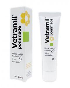 Vetramil pommade 30 g - La Compagnie des Animaux
