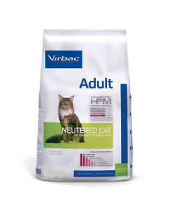 Virbac Veterinary HPM Adult Neutered Cat 400 grs- La Compagnie des Animaux