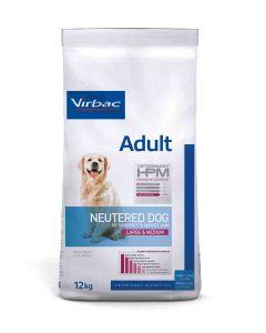 Virbac Veterinary HPM Adult Neutered Large & Medium Dog 12 kg- La Compagnie des Animaux