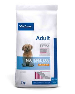 Virbac Veterinary HPM Adult Neutered Small & Toy Dog 7 kg- La Compagnie des Animaux