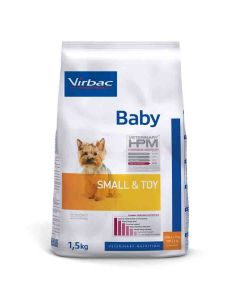 Virbac Veterinary HPM Baby Small & Toy Dog 1.5 kg- La Compagnie des Animaux