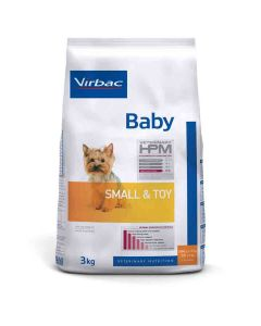 Virbac Veterinary HPM Baby Small & Toy Dog 3 kg- La Compagnie des Animaux