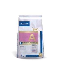 Virbac Veterinary HPM Hypoallergy pour Chat 3 kg- La Compagnie des Animaux