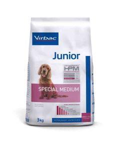 Virbac Veterinary HPM Junior Special Medium Dog 3 kg- La Compagnie des Animaux