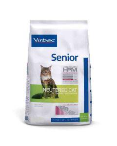 Virbac Veterinary HPM Senior Neutered Cat 400 grs- La Compagnie des Animaux