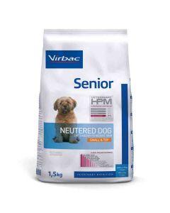 Virbac Veterinary HPM Senior Neutered Small & Toy Dog 1.5 kg- La Compagnie des Animaux