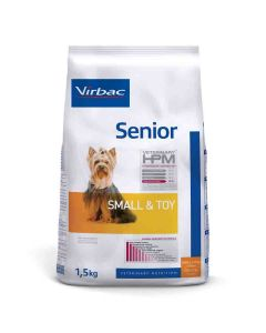 Virbac Veterinary HPM Senior Small & Toy Dog 1.5 kg- La Compagnie des Animaux