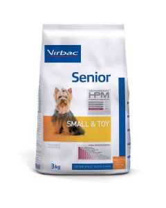 Virbac Veterinary HPM Senior Small & Toy Dog 3 kg- La Compagnie des Animaux