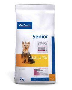 Virbac Veterinary HPM Senior Small & Toy Dog 7 kg- La Compagnie des Animaux