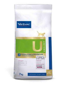 Virbac Veterinary HPM Urology Dissolution & Prevention chat 7 kg- La Compagnie des Animaux