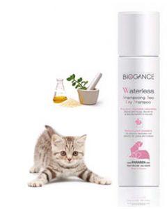 Biogance Shampooing Sec pour Chat 150 ml