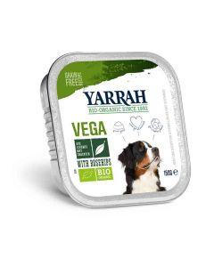 Yarrah Bio Bouchées végétariennes aux églantiers pour chien 14 x 150 grs- La Compagnie des Animaux