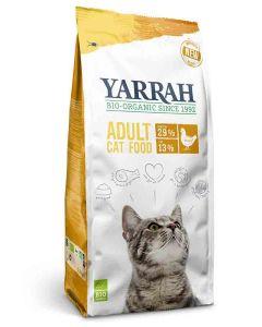 Yarrah Bio Croquettes au poulet pour chat 10 kg- La Compagnie des Animaux