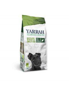 Yarrah Bio Multi Biscuits Végétariens pour Chiens 250 grs- La Compagnie des Animaux