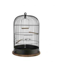 Zolux Cage retro Lisette pour oiseaux- La Compagnie des Animaux