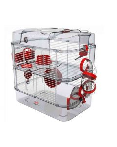 Zolux Cage RODY.3 Duo Rouge