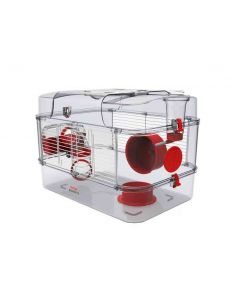 Zolux Cage RODY.3 Solo Rouge