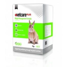 Vetcare Plus Weight Management Formula Lapin 1 kg - Dogteur