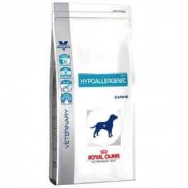 Royal Canin Veterinary Diet Dog Hypoallergenic DR21 14 kg - Dogteur