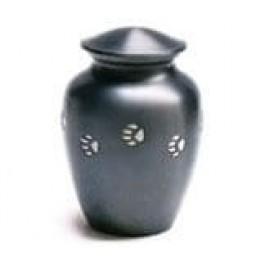 Urne funéraire Lotus en cuivre pour animal de 10 à 20kg - Dogteur