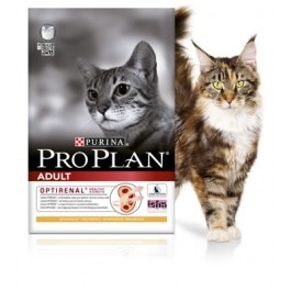 Purina Proplan Optirenal Cat Adult Original Poulet 3 kg - Dogteur