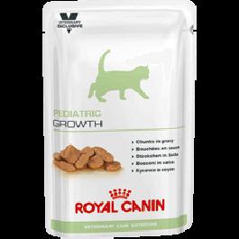 Royal Canin Vet Care Nutrition Cat Pediatric Growth Sachet Chaton 12 x 100 grs - Dogteur