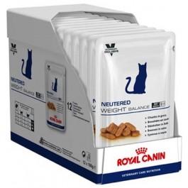 Royal Canin Vet Care Nutrition Cat Neut. Weight Balance 12x100 grs - Dogteur