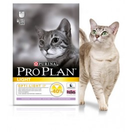 Purina Proplan Cat Adult Optilight Dinde 1.5 kg - Dogteur