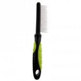 Peigne large Zolux spécial poils épais - Dogteur