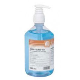 Aseptiline Gel 500 ml - Dogteur