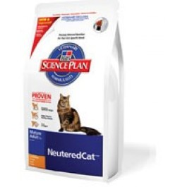 Hill's VetEssentials Neutered Cat Mature Poulet 1.5 kg - Dogteur
