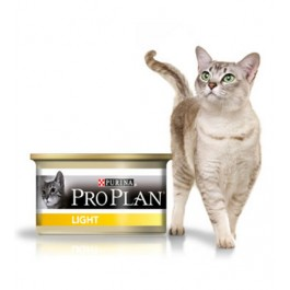 Purina Proplan Cat Light Dinde 24 x 85 grs - Dogteur